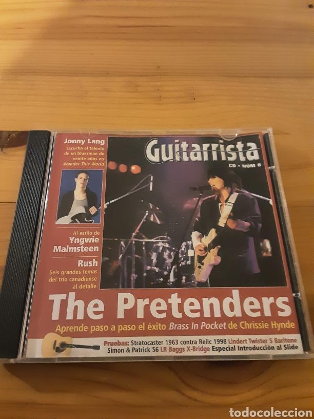 GUITARRISTA CD NÚMERO 8 (Música - CD's World Music)