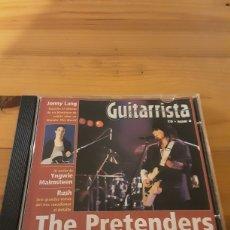 CDs de Música: GUITARRISTA CD NÚMERO 8. Lote 255568980