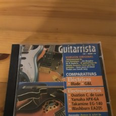 CDs de Música: GUITARRISTA CD NÚMERO 10. Lote 255569990