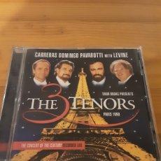 CDs de Música: THE 3 TENORS PARÍS 1998. Lote 255571000