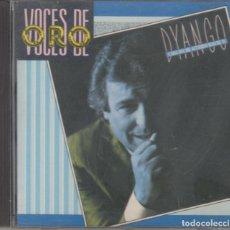 CDs de Música: DYANGO CD VOCES DE ORO - CADA DÍA ME ACUERDO MÁS DE TI 1988 EMI. Lote 255576610
