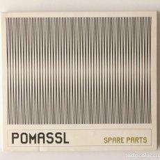 CDs de Música: POMASSL. SPARE PARTS. ELECTRÓNICA. AMBIENT. EXPERIMENTAL.. Lote 255577545
