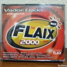 CDs de Música: CD VADOR LLADÓ PRESENTA MATÍ FLAIX 2000 VOL 2 3CDS. Lote 255588930