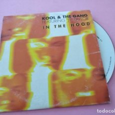 CDs de Música: KOOL AND THE GANG FEAT. JT TAYLOR - IN THE HOOD (CDSINGLE PROMO DE 1996). Lote 255632595