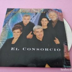 CDs de Música: EL CONSORCIO LAS MUCHACHADAS CD SINGLE CARTON PROMO. Lote 255634080