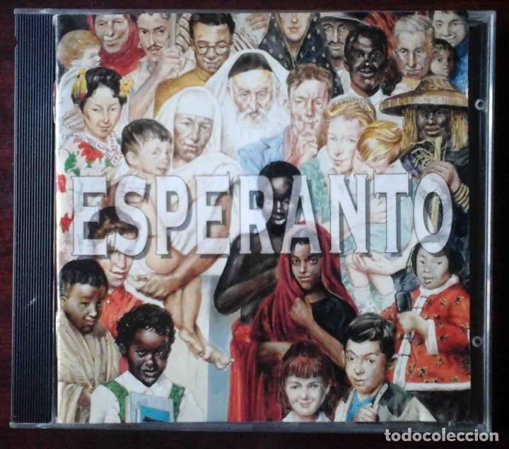 CD: ESPERANTO - 11 TEMAS (Música - CD's New age)