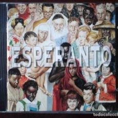 CDs de Música: CD: ESPERANTO - 11 TEMAS. Lote 255667020
