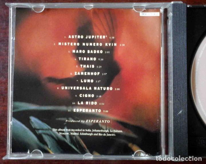 CDs de Música: CD: Esperanto - 11 temas - Foto 2 - 255667020