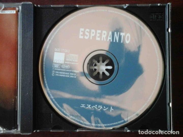 CDs de Música: CD: Esperanto - 11 temas - Foto 3 - 255667020