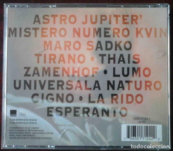 CDs de Música: CD: Esperanto - 11 temas - Foto 4 - 255667020