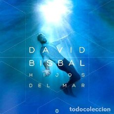 CDs de Música: CD DAVID BISBAL HIJOS DEL MAR. Lote 255678355