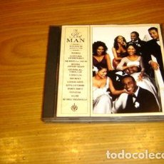 CDs de Música: THE BEST MAN CD SOUNDTRACK MAXWELL BOB MARLEY BEYONCE. Lote 255726920
