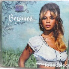 CDs de Música: BEYONCE BDAY DELUXE EDITION COLUMBIA 2007. Lote 255736795