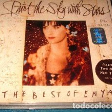 CDs de Música: CD ENYA THE BEST OF ENYA PAINT THE SKY WITH STARS C2. Lote 255869790