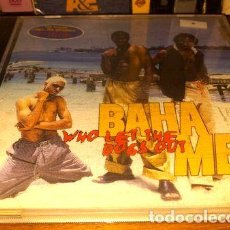 CDs de Música: BAHA MEN WHO LET THE DOGS OUT CD 2000 HIP HOP. Lote 255898260