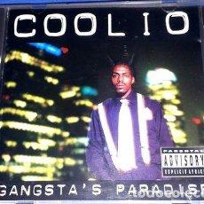 CDs de Música: COOLIO GANGSTAS PARADISE CD IND BRASILEIRA. Lote 255905210