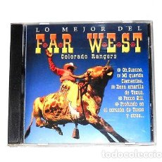 CDs de Música: LO MEJOR DEL FAR WEST COLORADO RANGERS CD. Lote 255906710
