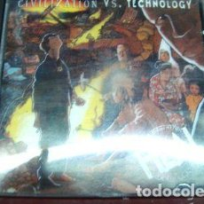 CDs de Música: HEAL HUMAN EDUCATION AGAINST CIVILIZATION VS TECHNOLOGY. Lote 255907340
