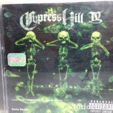 CDs de Música: CYPRESS HILL IV RUFFHOUSE 1998. Lote 255907415