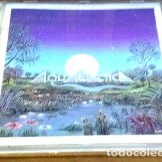 CDs de Música: AQUALACTICA ULTIMO SUENO DEL GUARDIAN DE LOS CANONES DEL SOL. Lote 255907605