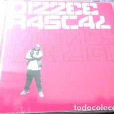 CDs de Música: DIZEE RASCAL MATHS ENGLISH CD NUEVO CERRADO 2007 HIP HOP. Lote 255909185