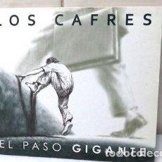 CDs de Música: LOS CAFRES EL PASO GIGANTE SUBTERRANIA 2011. Lote 255909310