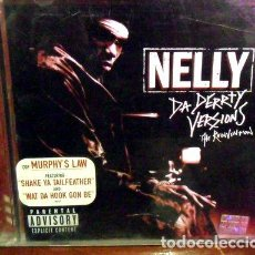 CDs de Música: NELLY DA DERRTY VERSIONS CD 2003 ARGENTINO EUREKA. Lote 255909600