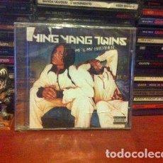 CDs de Música: YING YANG TWINS CD NUEVO CERRADO ME MY BROTHER HIP HOP. Lote 255910975
