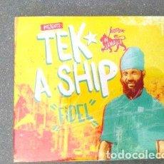 CDs de Música: FIDEL NADAL CD TEK A SHIP NUEVO SELLADO. Lote 255911055