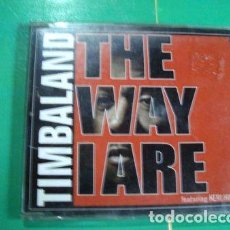 CDs de Música: TIMBALAND FEATURING KERI HILSON THE WAY I ARE CD SINGLE. Lote 255911390