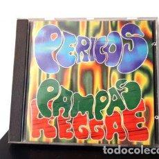 CDs de Música: LOS PERICOS PAMPAS REGGAE. Lote 255911530