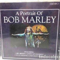 CDs de Música: A PORTRAIT OF BOB MARLEY THE ESSENCIAL COLLECTION IMPORTADO. Lote 255911600