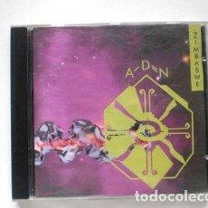 CDs de Música: ZIMBAWE A DN CD USADO LIBRITO PEGADO DE HUMEDAD 1996. Lote 255912415