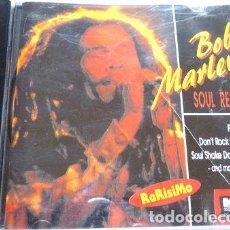 CDs de Música: BOB MARLEY SOUL REBEL. Lote 255912890