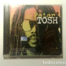 CDs de Música: CD PETER TOSH THE GOLDEN COLLECTION. Lote 255913280