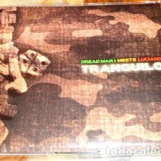 CDs de Música: DREAD MAR I MEETS LUCIANO TRANQUILO CD ARG. Lote 255914540