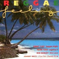 CDs de Música: REGGAE FEELINGS CD IMPORTADO COMO. Lote 255914810