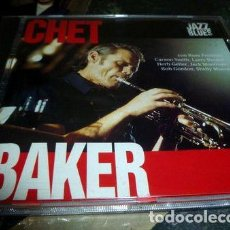 CDs de Música: CHET BAKER CD GARANTIA ABBEY ROAD BERAZATEGUI. Lote 255914840