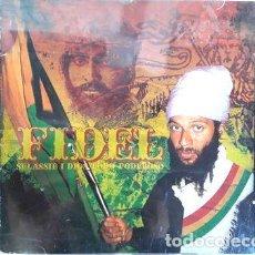 CDs de Música: CD FIDEL NADAL SELASSIE I DIOS TODO PODEROSO. Lote 255915050