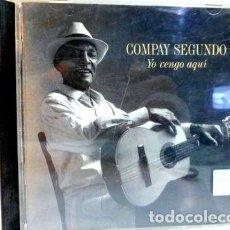 CDs de Música: COMPAY SEGUNDO YO VENGO AQUI CD JAZZ ARGENTINA EXC ESTADO. Lote 255915480