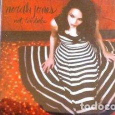 CDs de Música: CD NORAH JONES NOT TOO LATE. Lote 255915500