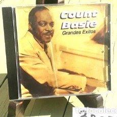 CDs de Música: COUNT BESIE GRANDES EXITOS CD. Lote 255915525