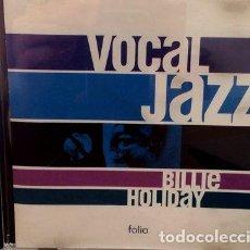 CDs de Música: BILLIE HOLIDAY VOCAL JAZZ CD ESPANA. Lote 255915790