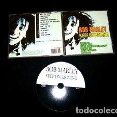 CDs de Música: BOB MARLEY KEEP ON MOVING 1999 ARGENTINA CD NM. Lote 255915845