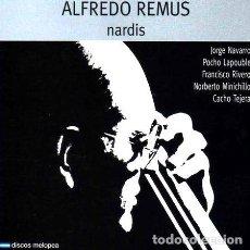 CDs de Música: ALFREDO REMUS NARDIS CD. Lote 255916075