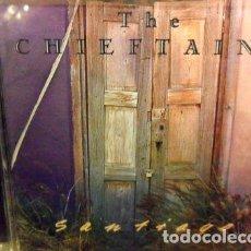 CDs de Música: THE CHIEFTAINS SANTIAGO CD USA 1996 EUREKA. Lote 255916750