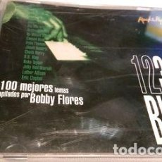 CDs de Música: 100 MEJORES TEMAS COMPILADOS BOBBY FLORES VOL 3 CD NACIOAL. Lote 255916995