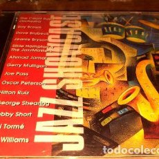 CDs de Música: JAZZ SHOWCASE CD USA BASIE BRUBECK JOE PASS MEL TORME. Lote 255917235