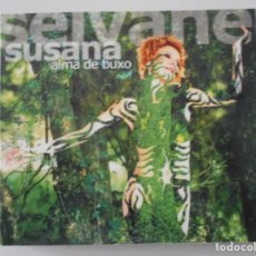 CDs de Música: SUSANA SEIVANE. ALMA DE BRUXO. COMPACTO CON 13 TEMAS.. Lote 255933610