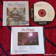 CDs de Música: PEDRO ITURRALDE JAZZ FLAMENCO CD EDICION PROMOCIONAL 1996. Lote 255936665